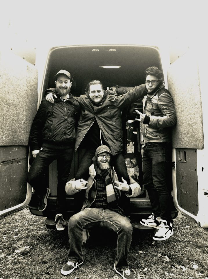 And So I Watch You From Afar Tour w/ Russian Circles / Zechs Marquise