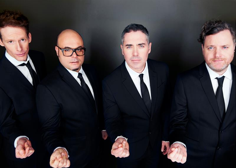 """Barenaked Ladies Announce """"Last Summer on Earth Tour 2015"""""""