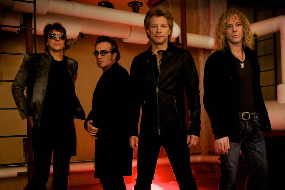 """Bon Jovi Adds Dates to """"This House Is Not for Sale Tour"""""""