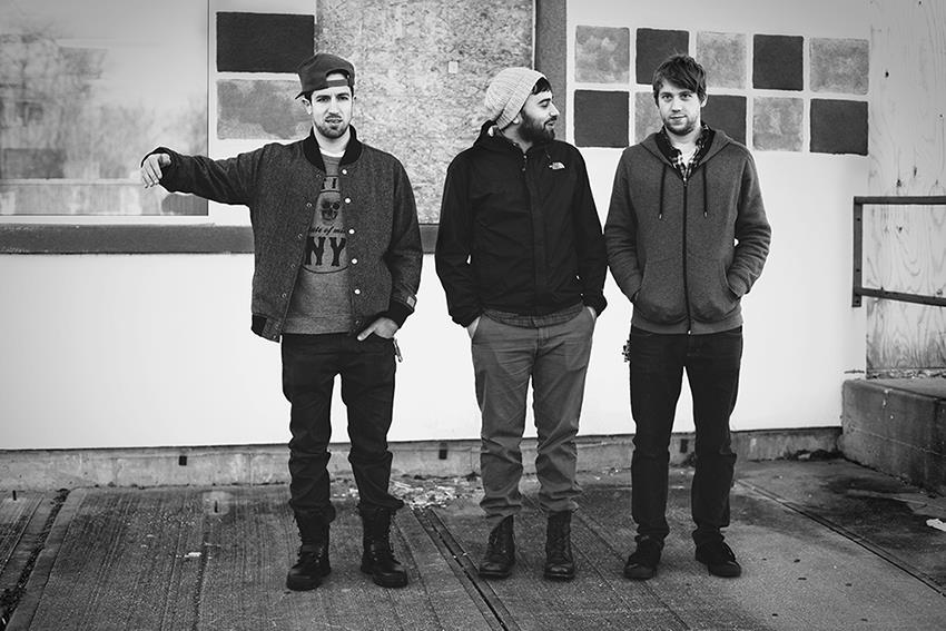 NK (featuring members of Envy On The Coast / Dillinger Escape Plan) To Support Fall Out Boy's Spring Tour