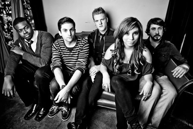 "Pentatonix Announce ""On My Way Home Tour"""