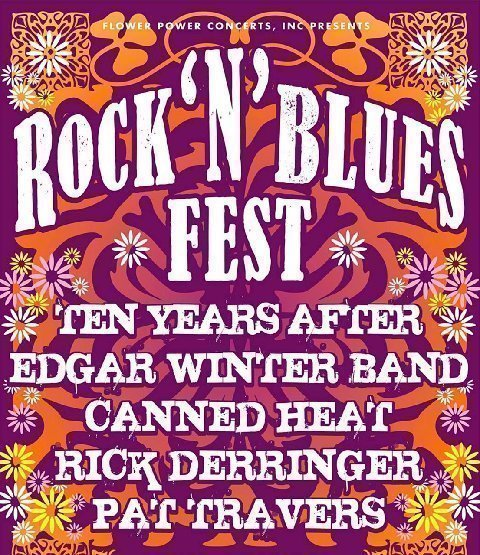 Rock'n'Blues Fest Tour Returns This Summer With An Incredible Lineup