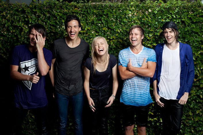 Tonight Alive Announce Five Off-Date Shows