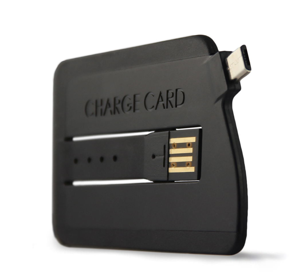ChargeCard for iPhone and Android Giveaway