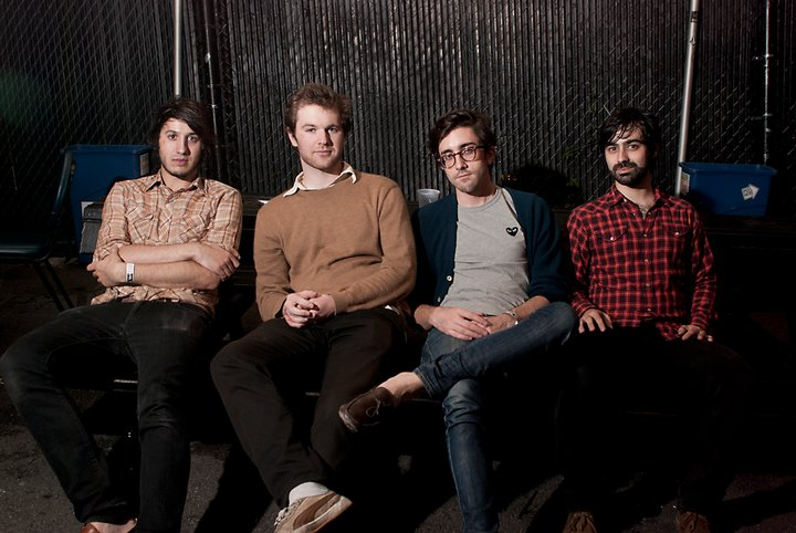 Hands Announce Summer Tour Dates with Maps & Atlases / The Big Sleep