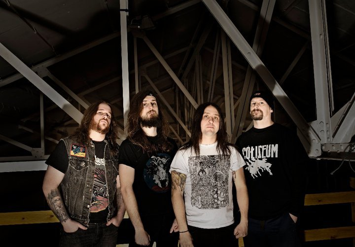 Municipal Waste / 3 Inches of Blood / Black Tusk US Tour