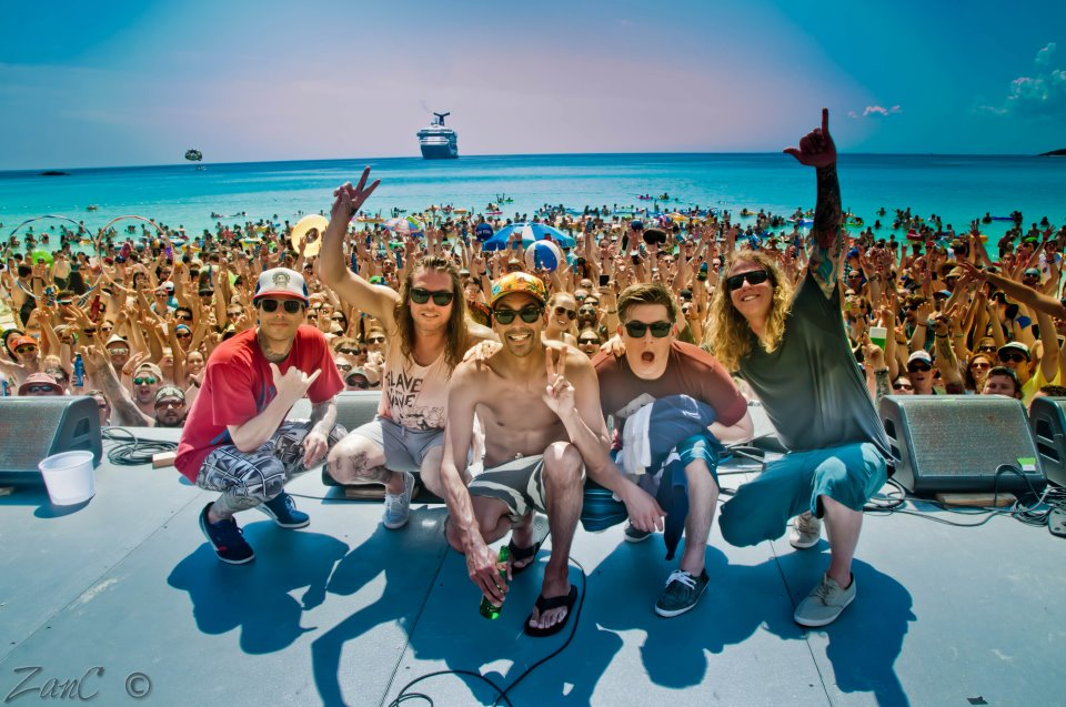 The Dirty Heads and Matisyahu Add More Dates to Co-Headline Tour