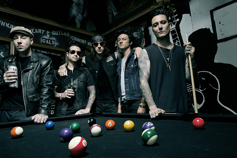 Avenged Sevenfold Southeat Asian Tour