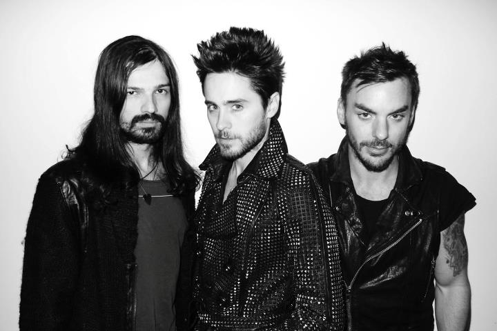 Thirty Seconds to Mars Announce U.S. Tour Dates
