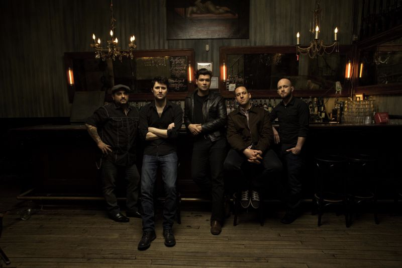 Taking Back Sunday To Resume Fall Tour With Help Of Former Underoath Frontman