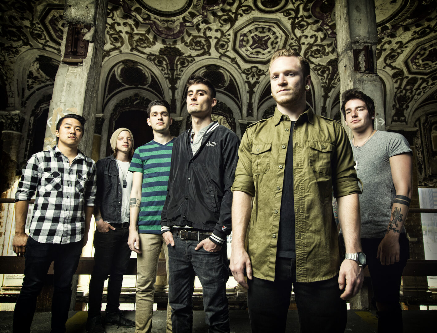 """We Came As Romans Announces the """"Tracing Back Roots Tour"""""""