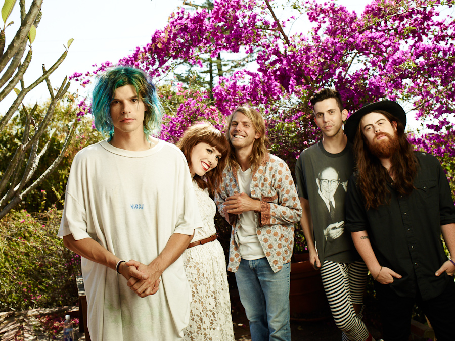 "Grouplove to Headline ""Campus Consciousness Tour"""