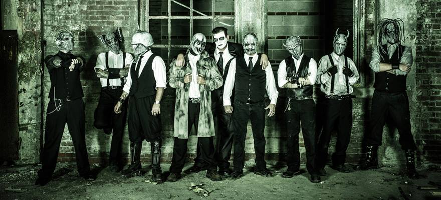 Mushroomhead Announce Winter U.S. Tour
