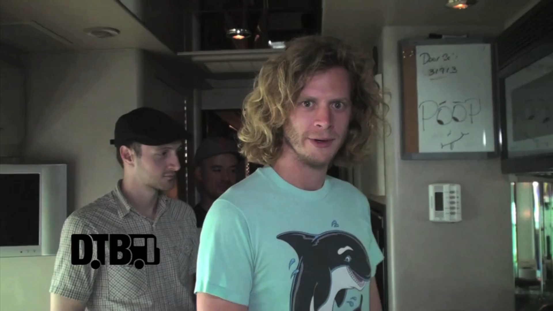 Relient K – BUS INVADERS Ep. 485 [VIDEO]