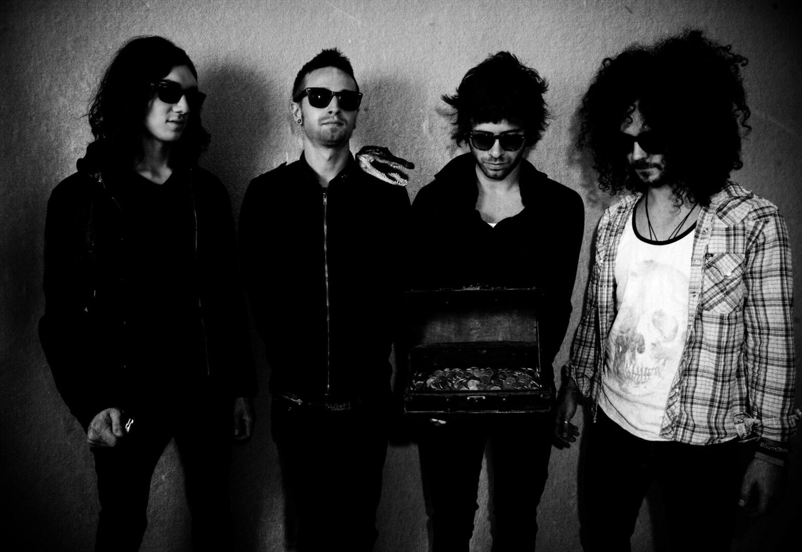 """The Technicolors – 1st ROAD BLOG from their """"2013 U.S. Tour"""""""