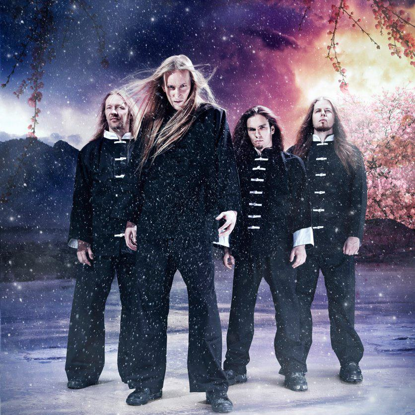 Wintersun's North American Summer Headline Tour – REVIEW