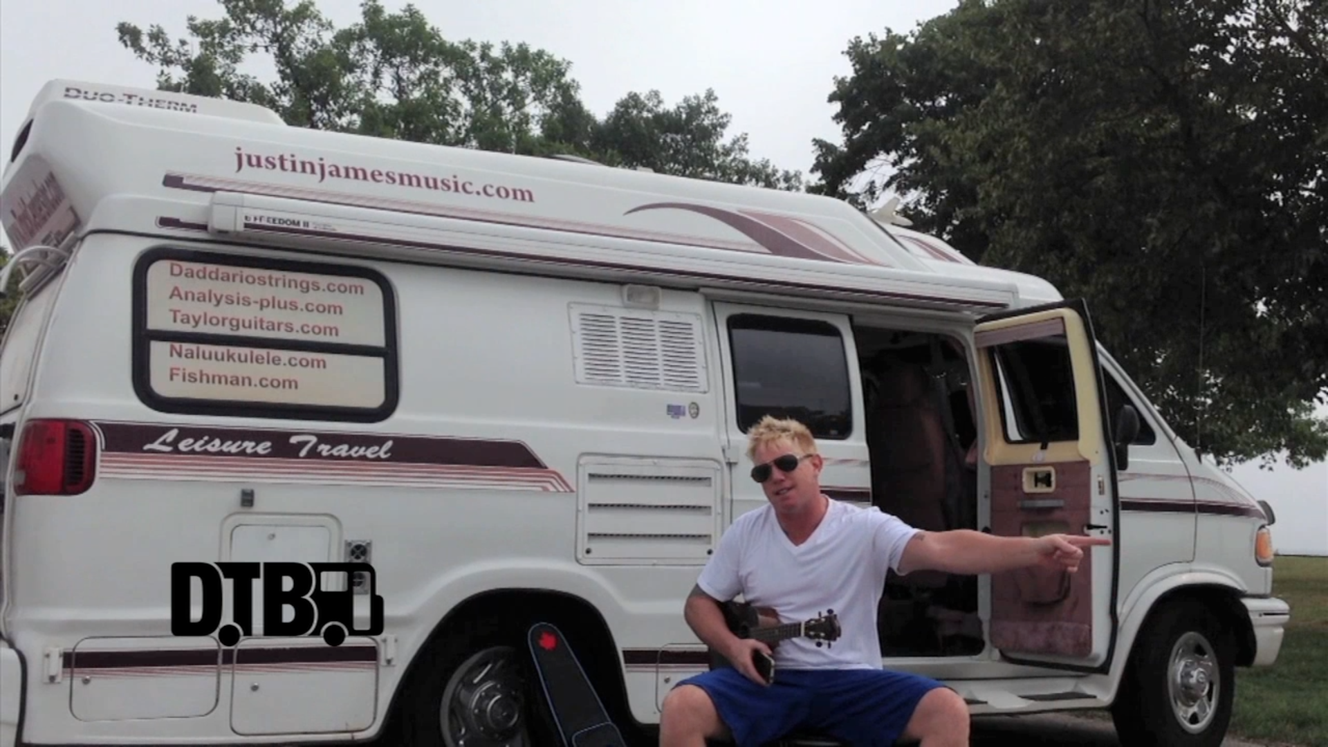 Justin James – TOUR TIPS [VIDEO]