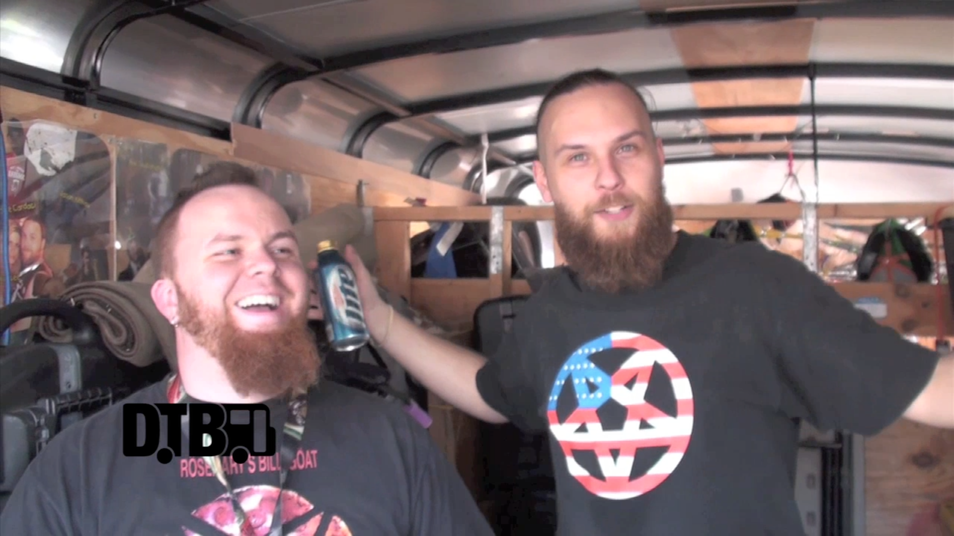 Psychostick – CRAZY TOUR STORIES [VIDEO]