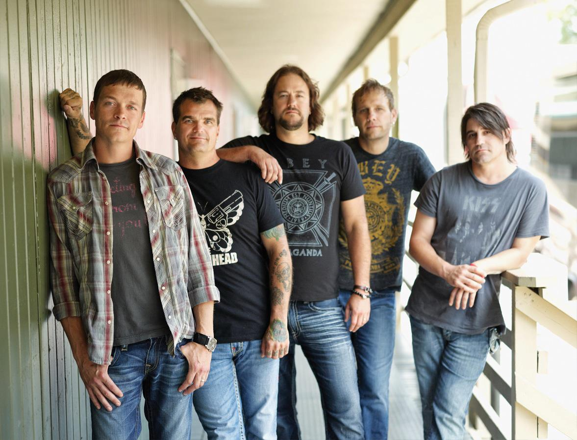 3 Doors Down Announces U.S. Tour with Seether