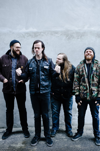 Cancer Bats + While She Sleeps Announce Co-Headline European/UK Tour