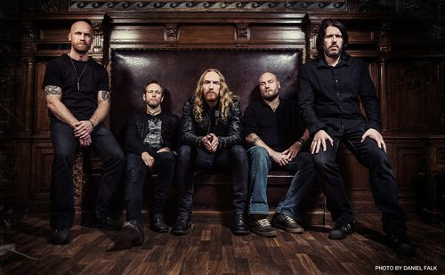 Dark Tranquillity Announces 2015 North American Tour