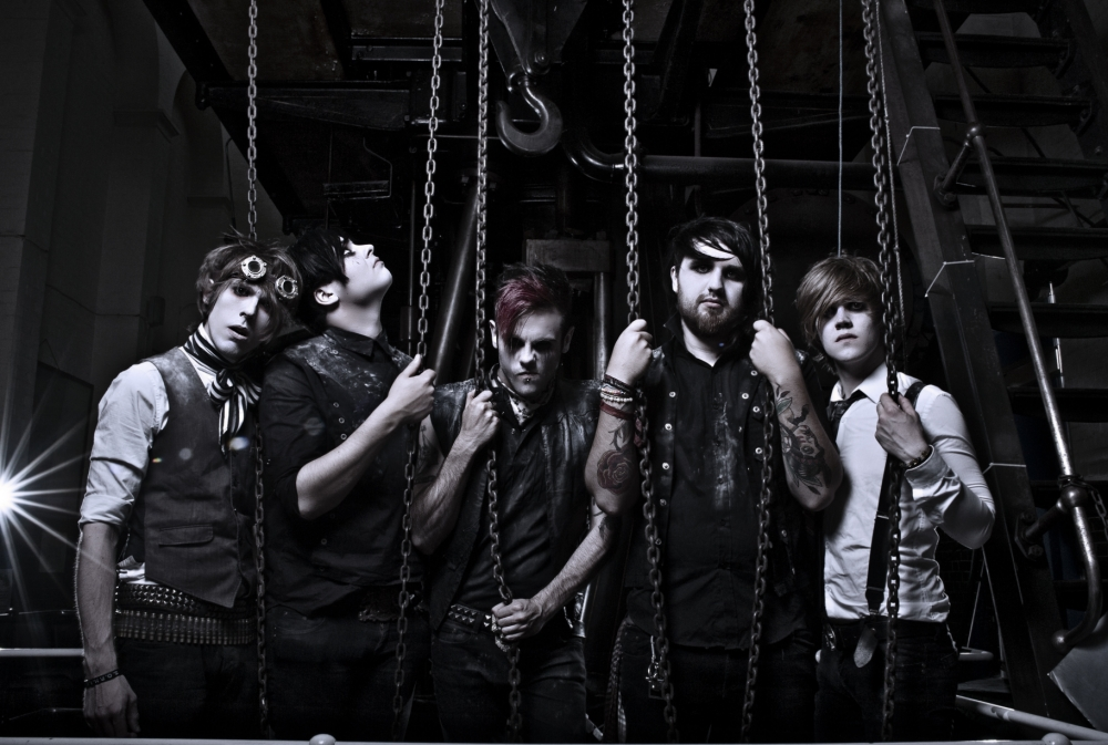 "Fearless Vampire Killers – 2nd ROAD BLOG from the ""Revel Without A Cause Tour"""