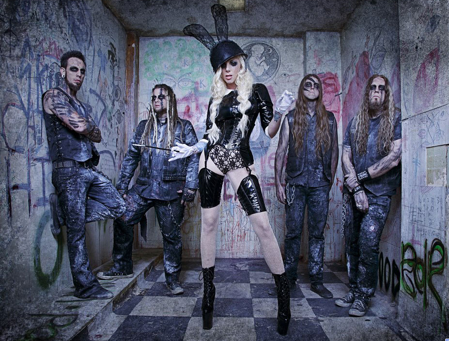 "In This Moment Announces ""The Hellpop II Tour"""