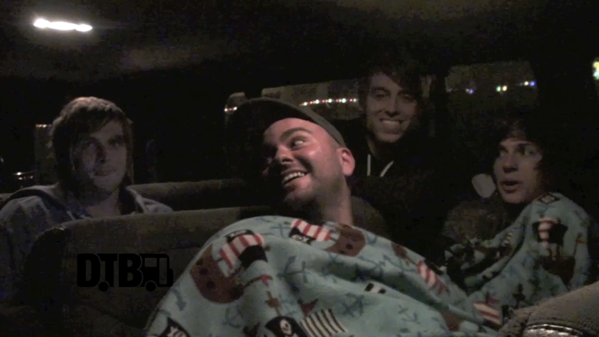 Phone Calls From Home – CRAZY TOUR STORIES [VIDEO]
