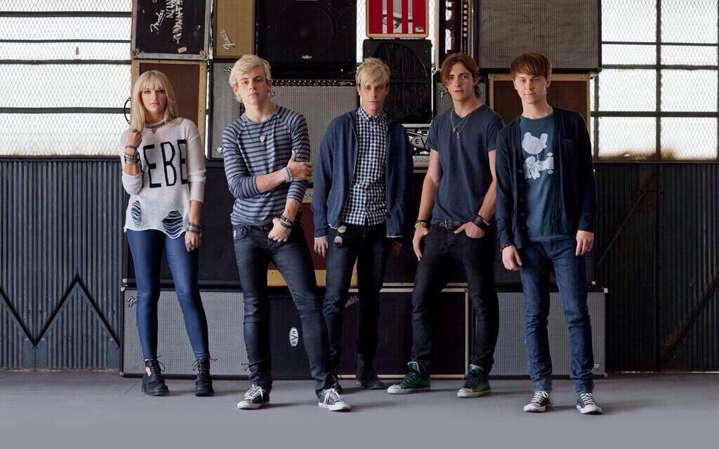 Vote Where R5 Will Stop On World Tour