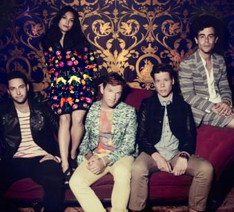 St. Lucia Add Shows to North American Fall Tour