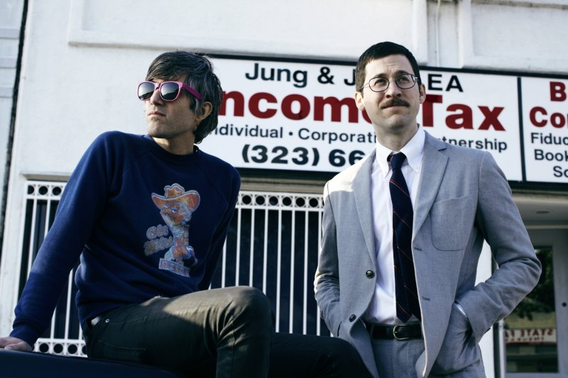 """We Are Scientists Announce """"The Splatter Analysis Tour"""" With Surfer Blood"""