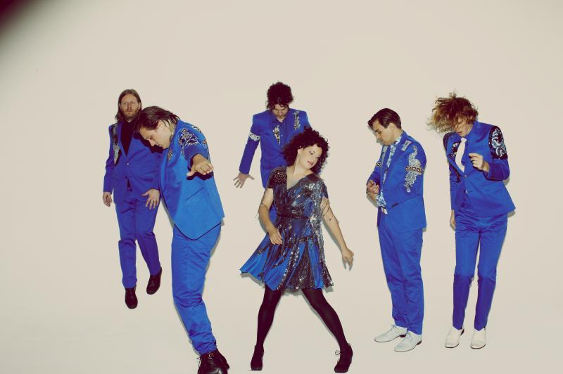 "Arcade Fire Announce Additional Support for ""Reflektor Tour"""