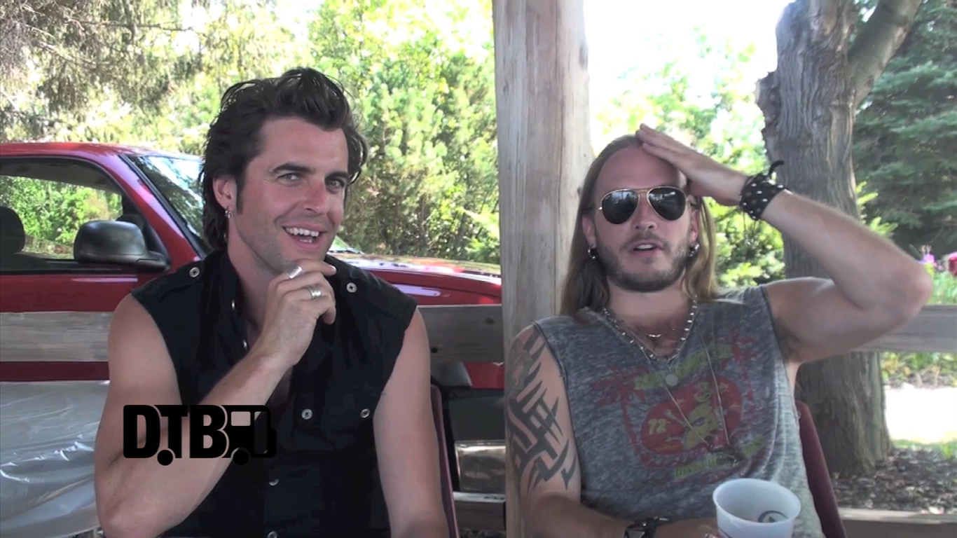 Art of Dying – CRAZY TOUR STORIES [VIDEO]