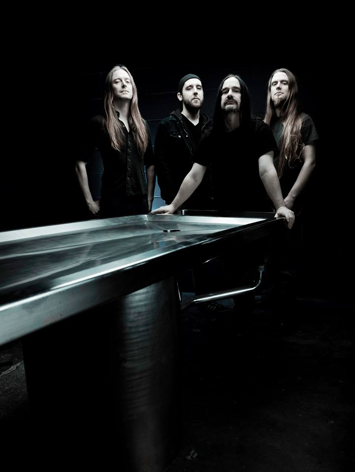 "Carcass Announce the ""Inked In Steel Tour"""