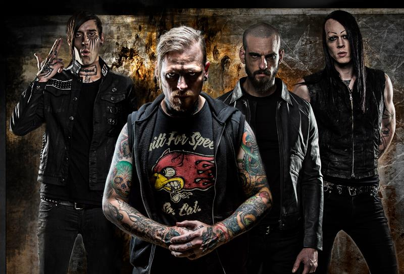 Combichrist's North American Tour with The Birthday Massacre – GALLERY