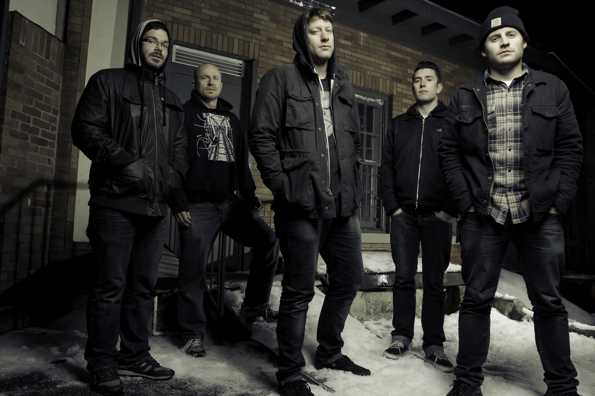 Comeback Kid Announce Canadian Tour