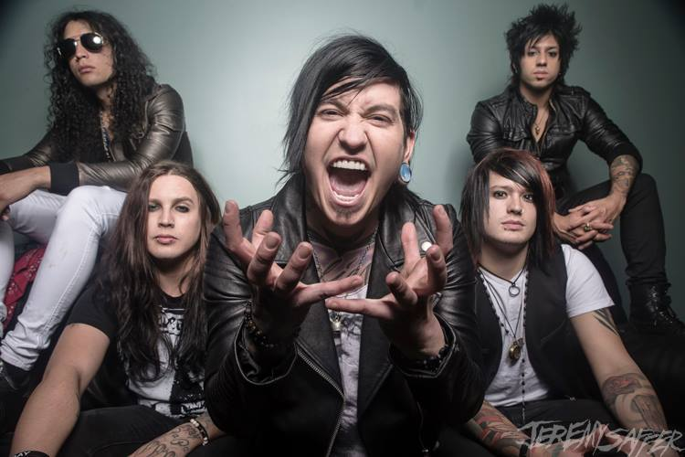 Escape The Fate Announce Co-Headliner With Pop Evil