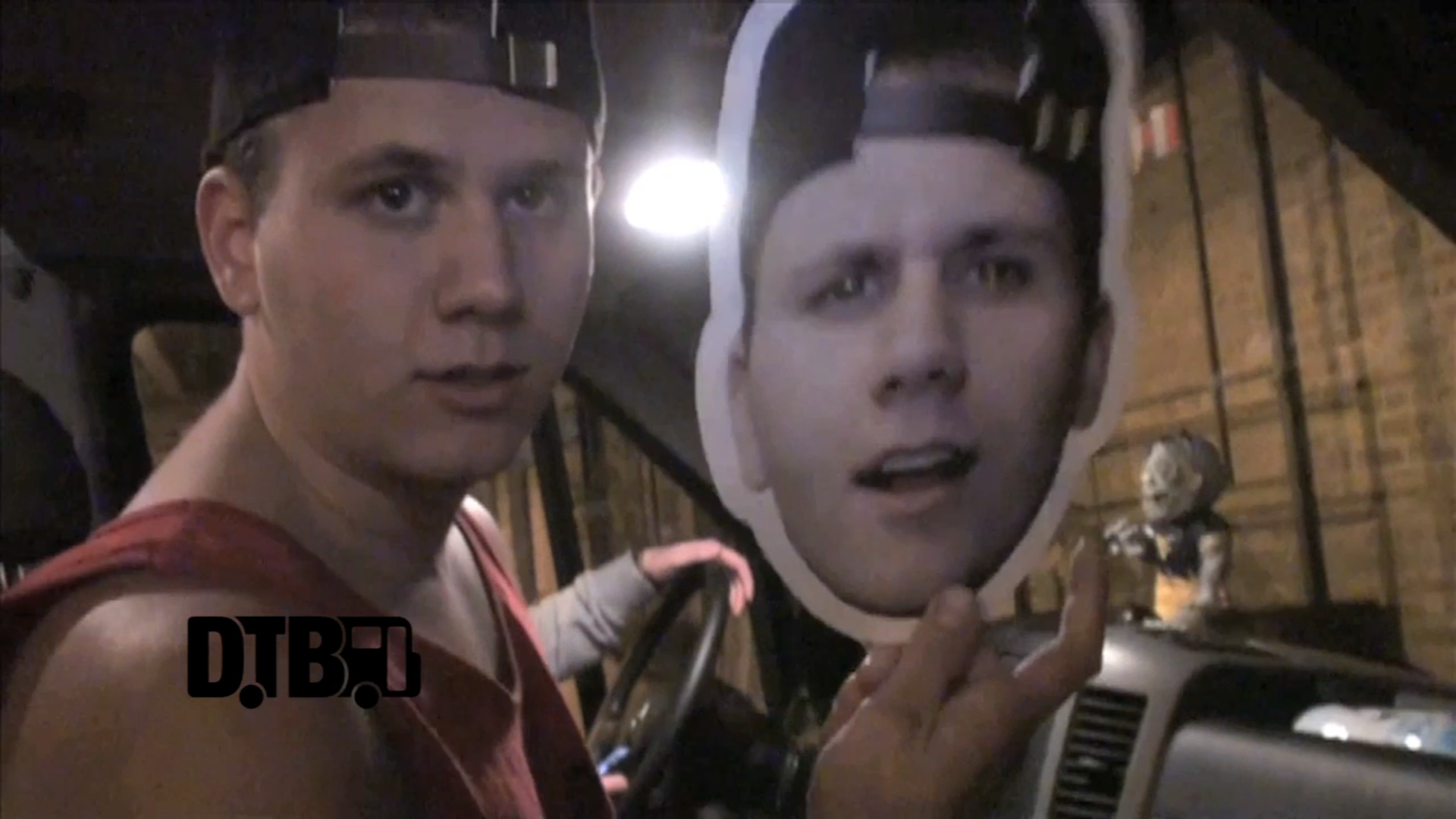 Huey Mack – BUS INVADERS Ep. 539 [VIDEO]