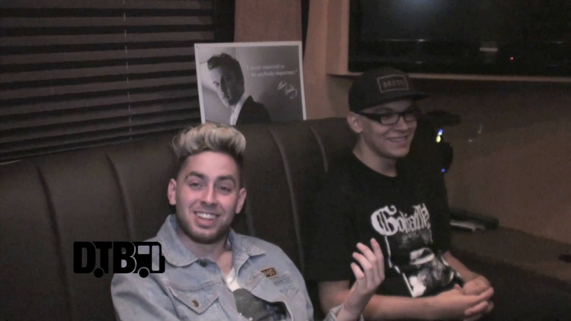 Issues – CRAZY TOUR STORIES [VIDEO]
