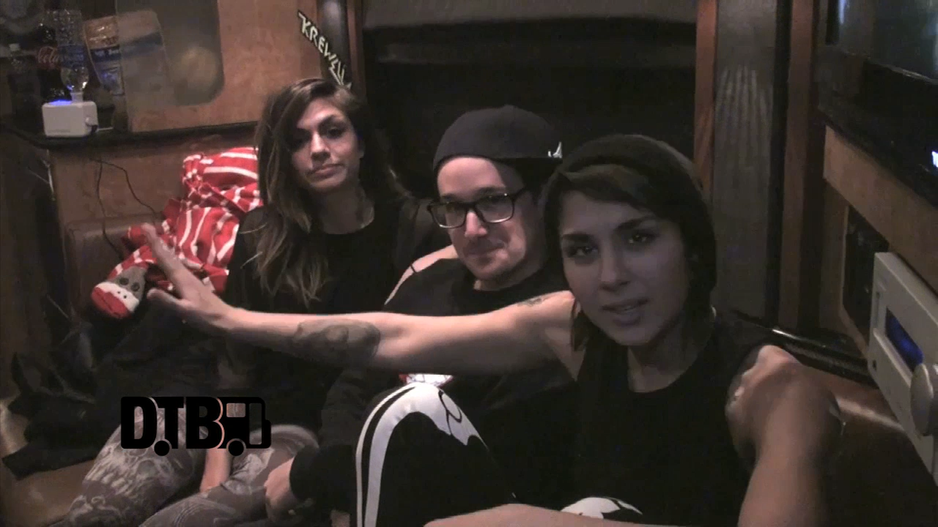 Krewella – TOUR TIPS [VIDEO]