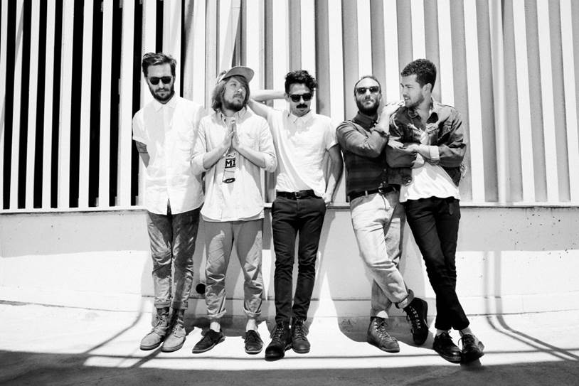 Local Natives Announce Arena Tour Supporting Kings of Leon / Headline Tour Dates