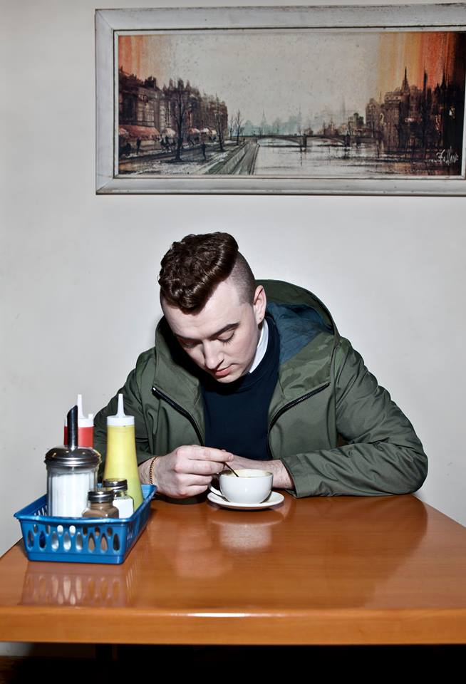 "Sam Smith Announces ""The Lonely Hour Tour"""