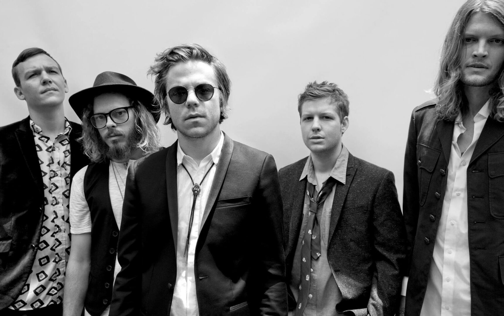 Cage The Elephant's Summer North American Tour 2016 – GALLERY