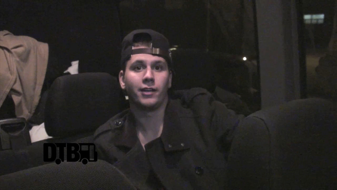 Huey Mack – TOUR TIPS [VIDEO]