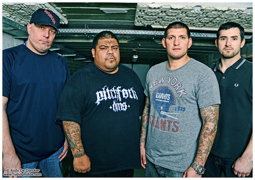 "Madball Announces ""East Meets West 2015 Tour"" with Strife"