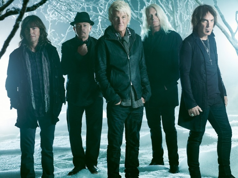 REO Speedwagon Announces U.S. Co-Headline Tour with Chicago
