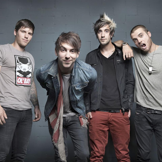 "All Time Low Announce ""A Love Like Tour"""