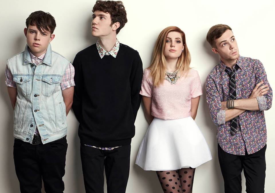 Echosmith Announces North American Tour 2015