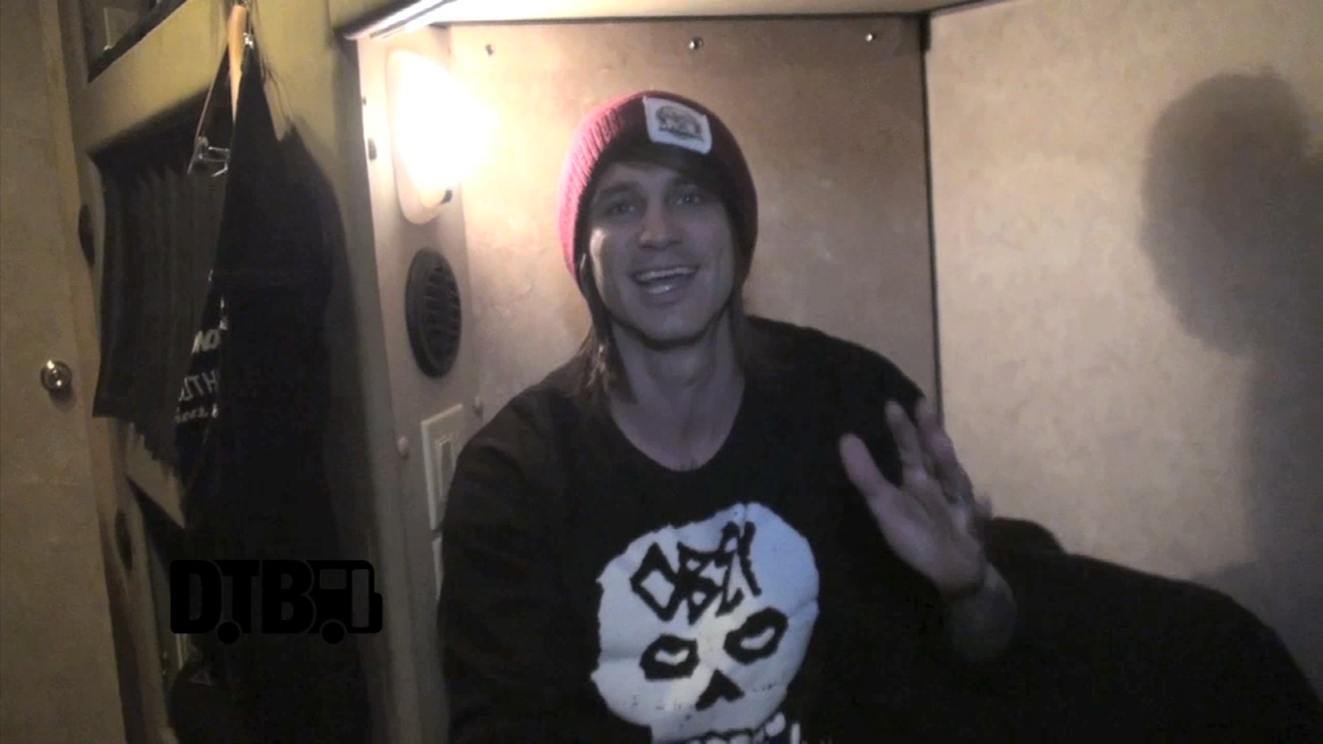 Blessthefall – CRAZY TOUR STORIES [VIDEO]