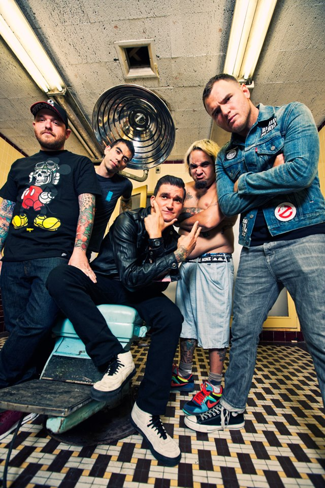 "New Found Glory Announce the ""Sleep When I Die Tour"""